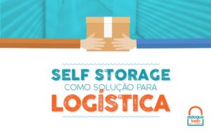 solução para logística